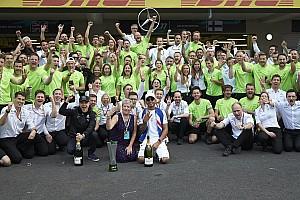 Fórmula 1 Opinión Por qué los títulos de Mercedes en 2017 han sido su logro más increíble