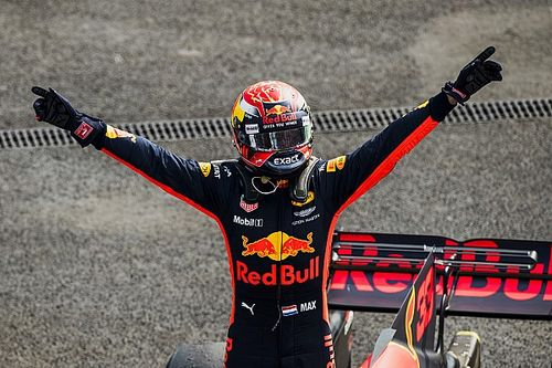 """Horner: Verstappen ficou """"entediado"""" com domínio no México"""