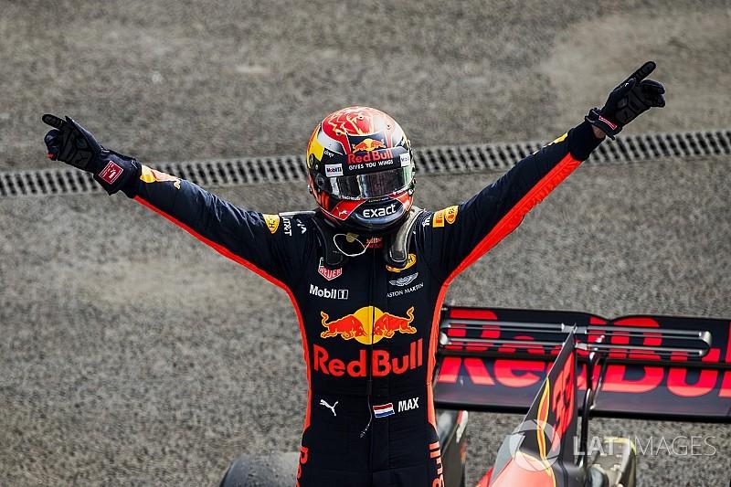 Verstappen boekt dominante overwinning in Mexico, Hamilton kampioen