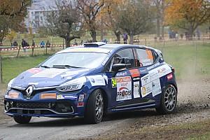 """Clio R3T Alps Trophy, Vuistiner champion : """"Un rêve qui se réalise"""""""