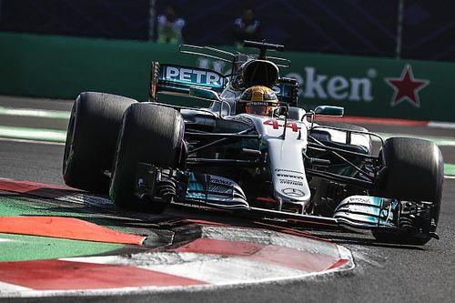 Hamilton se pone en la mira ganar, pero no piensa en el campeonato
