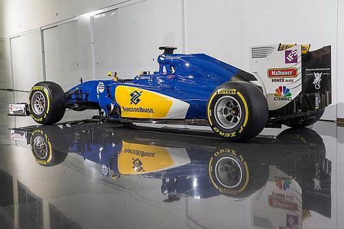 Sauber mostró su decoración para la temporada
