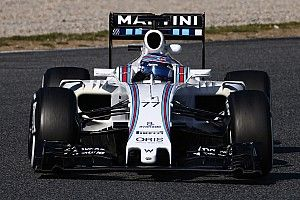 Williams targets Bahrain debut for new nose