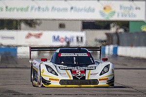 Action Express tops Thursday Sebring test