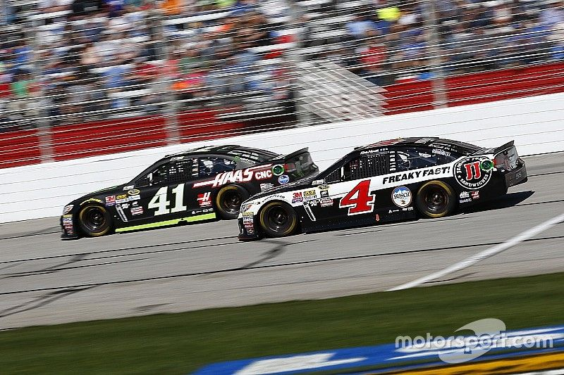 Chevy success drove Ford to Stewart-Haas, says GM director