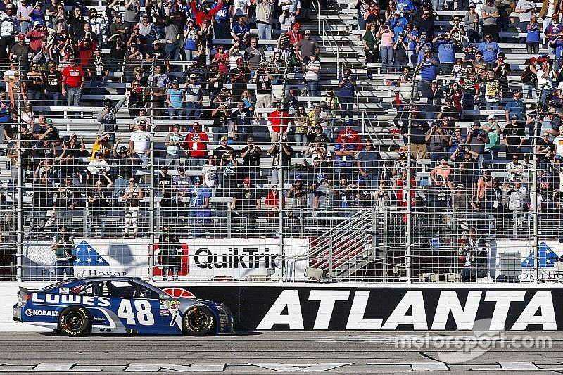 Five drivers to watch in Atlanta Cup race
