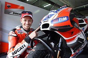 """Стоунер поможет Лоренсо """"освоиться"""" в Ducati"""