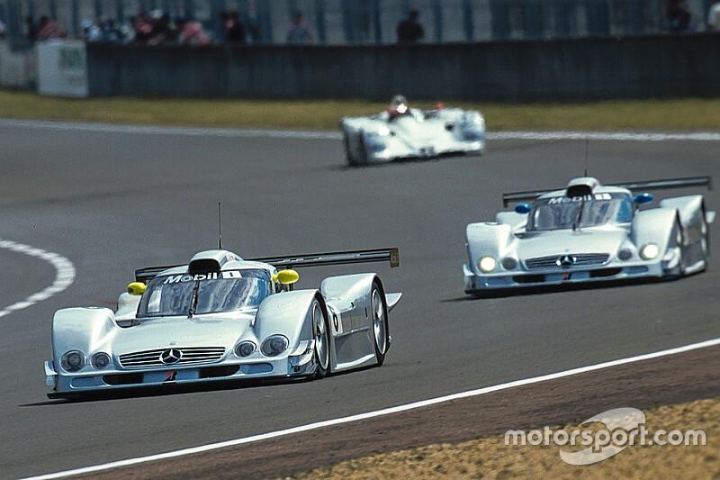 """Le Mans 1999 : Mercedes voulait """"des voitures invincibles"""""""