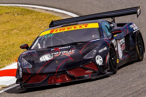 Perth Australian GT: Major takes Race 2 honours