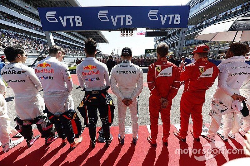 Las 10 mejores declaraciones del GP de Rusia