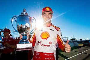 Tim Cindric compares Scott McLaughlin to Helio Castroneves