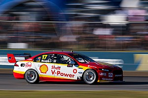 Supercars Race report Perth Supercars: McLaughlin dominates second race
