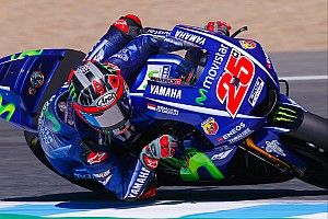 Vinales & Rossi unterschiedlicher Meinung über neues Yamaha-Chassis für MotoGP 2017