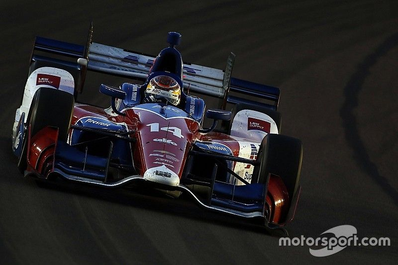 Foyt says Chevrolet unfamiliarity is still hurting team pace