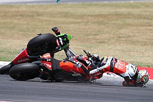 Superbike-WM News Superbike-WM in Laguna Seca: Chaz Davies wieder fit