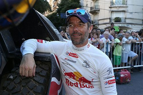 Loeb: É agora ou nunca para ganhar o Rally Dakar