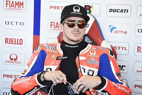 """Redding: MotoGP was """"finished for me"""" before Aprilia offer"""