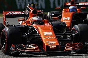 Вандорн: В 2018-м McLaren будет бороться за подиумы