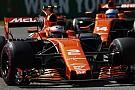 Formula 1 Vandoorne was