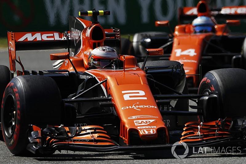 マクラーレン、バンドーンの進歩を賞賛「F1に適応し始めている」