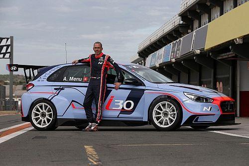 Alain Menu fährt die letzten zwei Rennen der TCR International Series