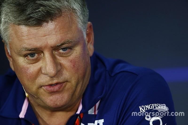 Force India-baas vreesde voor herhaling 'Caterham-scenario'