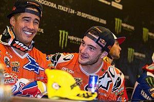 Team Nederland kan leven met tweede plaats Motocross of Nations