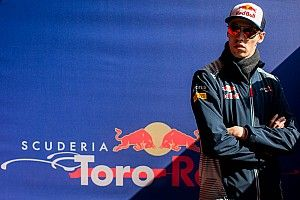 Квят перестал считать Toro Rosso младшей командой Red Bull