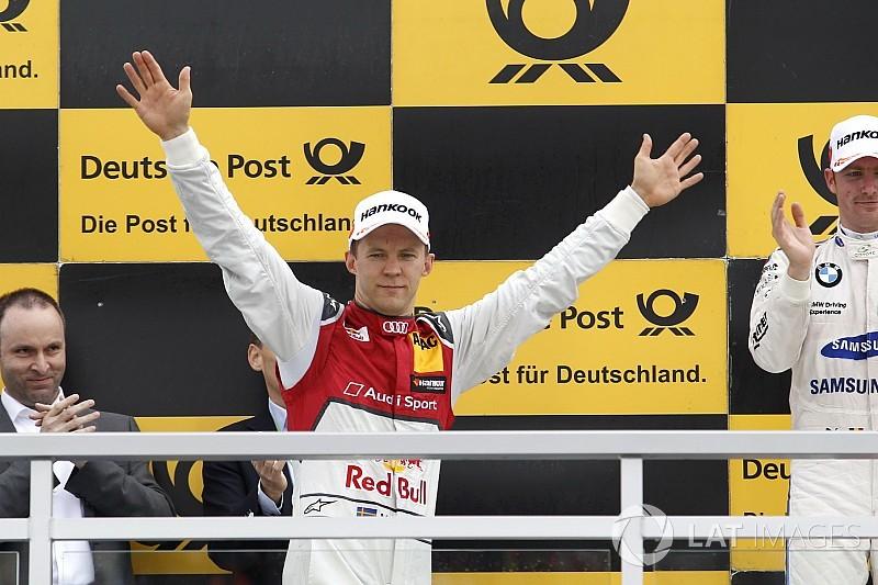 Championnat - Ekström vire en tête, Martin dans le top 3