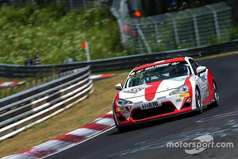 VLN : podium pour Schmidt, victoire pour Toyota Swiss Racing