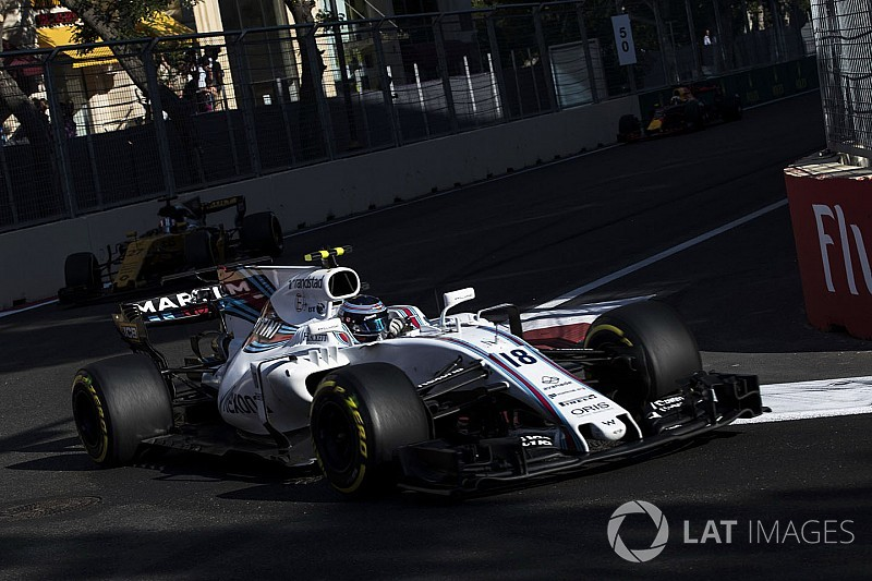 Stroll: Baku win was mine if I'd defended harder