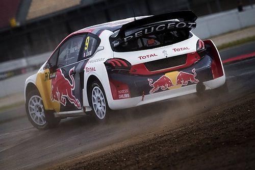 Peugeot-Hansen et Loeb face à un défi de taille