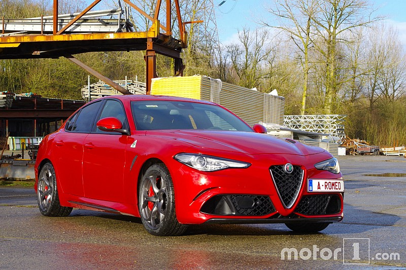 L'Alfa Romeo Giulia plus belle voiture de l'année 2016