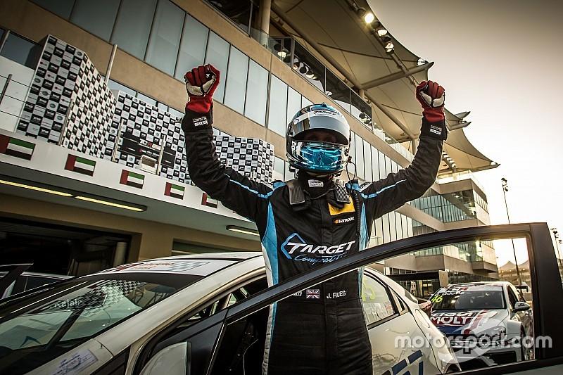 Files completa il weekend perfetto vincendo anche Gara 2 di Abu Dhabi