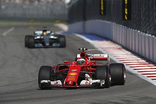 """Raikkonen: """"Non è successo praticamente niente per tutta la gara"""""""