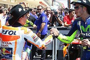 GALERI: Kemenangan Rossi-Marquez bersama Honda