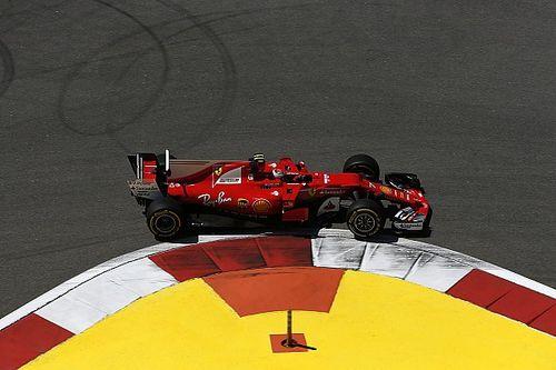 EL1 - Räikkönen emmène l'Armée Rouge ; échec de la roquette russe Renault