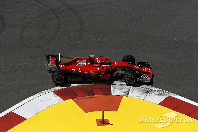 Räikkönen nyitott az élen a Ferrarival az Orosz Nagydíjon