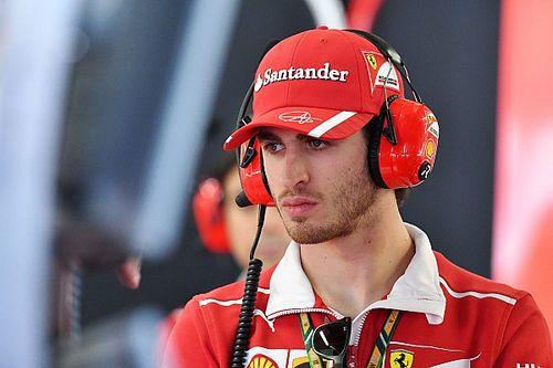 Giovinazzi akan berpartisipasi dalam tujuh FP1 bersama Haas