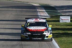 WTCC Monza: Chilton wint hectische race, dramatische start Tom Coronel