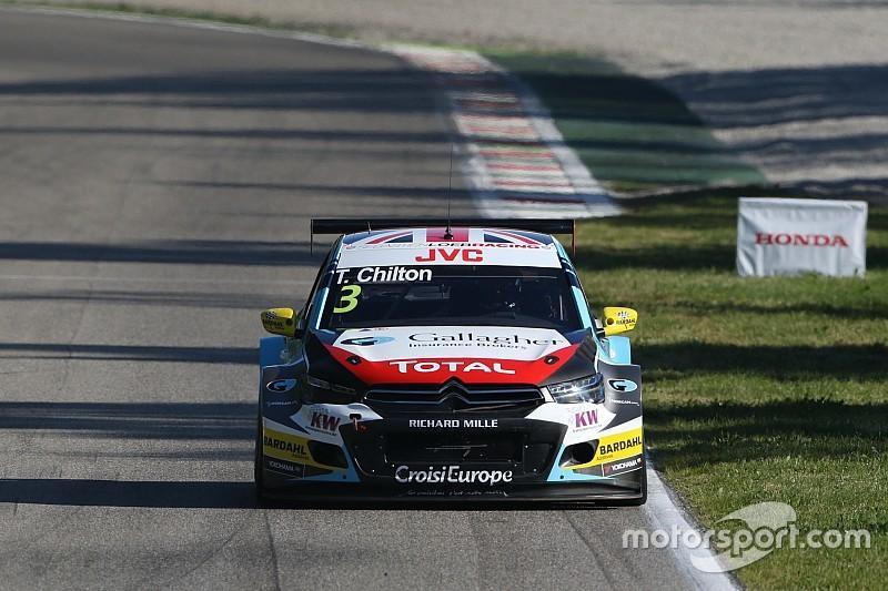 Чилтон выиграл первую гонку WTCC в Монце