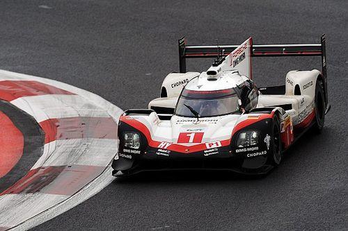 WEC 6h Mexiko: Porsche-Doppelspitze im 1. Training