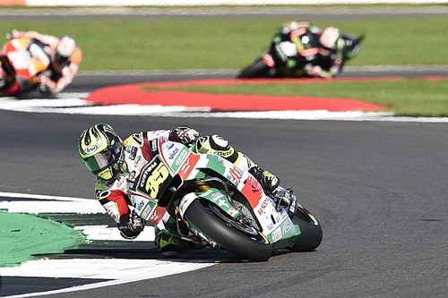 Crutchlow frustrated to miss out on home race podium