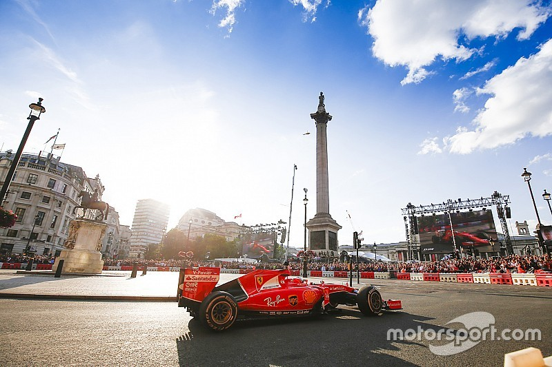 """Vettel: No """"strong need"""" for F1 to add more city races"""