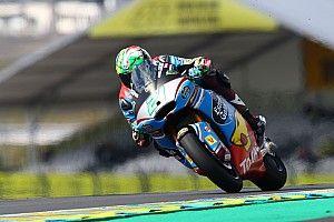 Morbidelli verslaat Bagnaia en Luthi in Franse Grand Prix