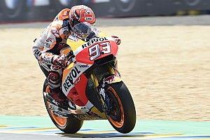 MotoGP Perancis: Marquez puncaki warm-up, Tech 3 impresif