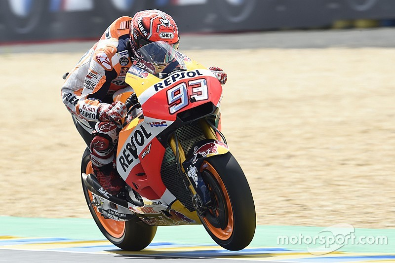 MotoGP Perancis: Marquez puncaki warm-up, Tech 3 impresif