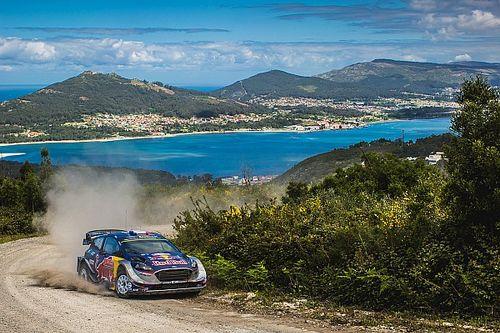 Ogier es el nuevo líder del Rally de Portugal y Sordo mantiene el podio