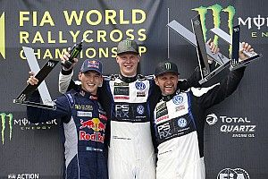 Belgium WRX: Kristoffersson snatches win from Hansen