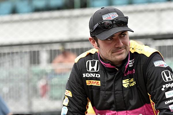 IndyCar Schmidt Peterson знайшла заміну Альошину на двох останніх етапах сезону